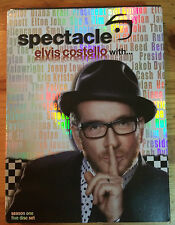Spectacle: Elvis Costello With... - Season 1 (DVD, 2009, 4-Disc Set)