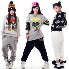 2016 Hip-Hop Womens Harem Pants Casual Dance Low Drop Crotch Trousers Sweatpants