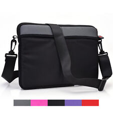 Universal Laptop Messenger Bag Sleeve Cover Case with Shoulder Strap ND13SC3|ECE