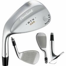 **ONLY £44.99 - RRP £99.99** MENS LEFT HAND CLEVELAND 588 RTX ROTEX WEDGES