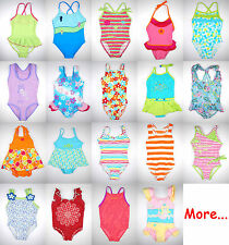 Baby Girls' 1 One Piece Swimsuit Bather Tank Bathing Suit Children age 0 1 2 3