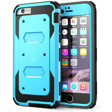 Shockproof Armor Heavy Duty Hybrid Rugged Hard Case Cover for iPhone 6 / 6S Plus