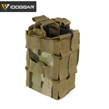 EMERSON Double Rifle Magazine Pouch Tactical Modular Molle MAG Carrier EM6035