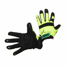 Gloves MSA Hi Viz Mechanics Anti-Vibration Work Gloves Trade Quality 1 x pair MS