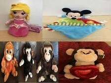 Posh Paws Soft Toy Animals Dolls & Comforters Monkey