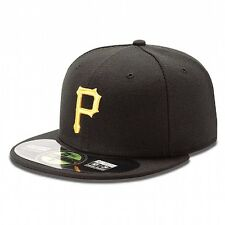 Pittsburgh Pirates New Era On-Field 59FIFTY Fitted Cap Hat