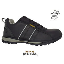 MENS LADIES SAFETY COMPOSITE TOE CAP TRAINERS WORK SHOES BOOTS SIZE