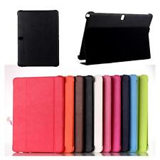 """PU Leather Stand Cover Flip Folio Case For Samsung Galaxy Note 10.1"""" N8000 N8010"""