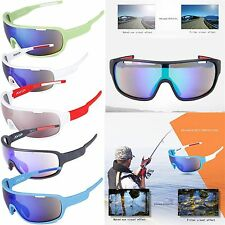 Fashion Sports Cycling Bike Bicycle Sunglasses Goggles Eyewear Lens Sun Glasses