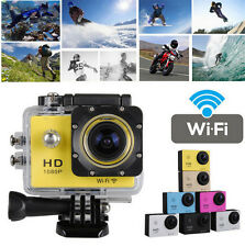 NEW Colors SJ4000 1080P HD 12MP Wifi Sports Camera Outdoor Waterproof Camcorder