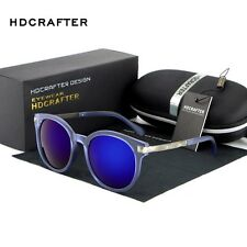 Retro Polarized UV400 Driving Aviator Sunglasses Glasses Shades For Men Women