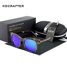 Women Retro Polarized UV400 Driving Outdoor Aviator Sunglasses Glasses Shades