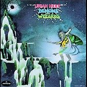 Demons and Wizards by Uriah Heep (CD, Jan-1989, Mercury)
