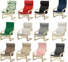 poang covers zeppy io - Chair Cushion Covers