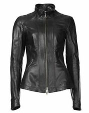 NEW Womens 100% Leather Lambskin Jacket Coat, Made to your Measurements - WJ142