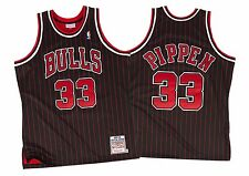 Mitchell & Ness Scottie Pippen 1995-96 Authentic Jersey Chicago Bulls #33 36-48