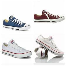 Converse Mens Womens Trainers Unisex All Star ox Low top Chunk Taylor Shoes