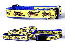 Dog Ink NEW US Made Leash/Collar Set or Leash Only Welsh Terrier