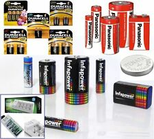 All Brand & CELL Sizes C D AA AAA Ni-MH & Universal Rechargeable Battery Charger