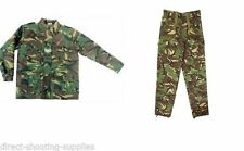 British Army Soldier 95 style DPM Camo Childs Childrens Combat Jacket & Trousers