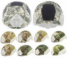 Airsoft Military Tactical Hunting Helmet Cover For Ops-Core Fast Helmet BJ/PJ/MH