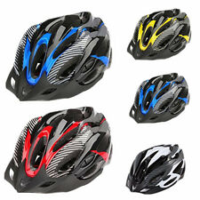 New Unisex Bicycle Helmet Bike Cycling Sports  Mountain Safety Adjustable Helmet
