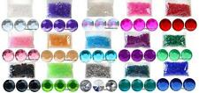 550 DIAMONTE CRYSTALS WEDDINGS PARTIES TABLE CONFETTI SPRINKLE DECORATION 6MM