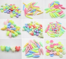 Wholesale Mix Color Acrylic Spacer Bead Craft Making Finding DIY