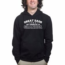 Great Dads Become Grandpa Fathers Day Gift Present Sweatshirt Hoodie
