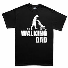 The Walking Dad Dead Funny Mens T shirt - Fathers Day Gift For Dads
