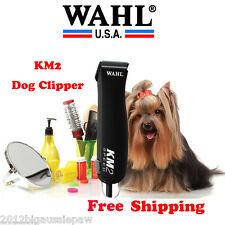 WAHL KM-2 Two Speed Professional Animal Pet KM2 Clipper Blade Bonus