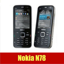 Nokia N78 Original Unlocked GSM 3G network WIFI GPS 3.15MP Bluetooth Cellphone