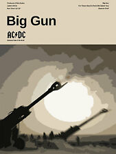 AC/DC Poster - Big Guns - Jack of All Posters