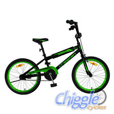"Cheetah Amigo - 20"" Steel Long Wheel Base Frame Boys/Kids BMX Bicycle/Bike"