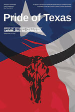 Texas Hippie Coalition Original Poster - Pride of Texas - Jack of All Posters