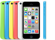 Factory Unlocked Apple iPhone 5C 16/32GB Smartphone GSM Worldwide 4G LTE USAH