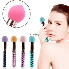 New Pro Soft Smooth Makeup Beauty Sponge Flawless Foundation Puff Powder EA77