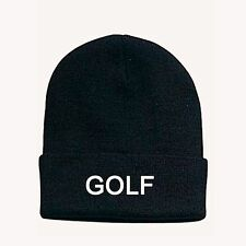 GOLF WANG ODD FUTURE TYLER THE CREATOR OF DONUT BEANIE