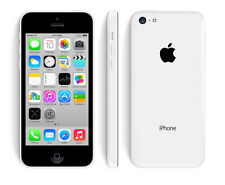 Unlocked Apple iPhone 5C White 16/32GB Smartphone GSM Worldwide 4G LTE CABQ