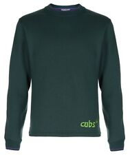 CUBS TIPPED SWEATSHIRT OFFICIAL NEW 2016