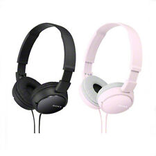 Sony MDR-ZX110 Black or White, Over the Head Headphones - Genuine & Brand New
