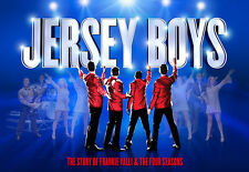 London Theatre & Hotel Package - JERSEY BOYS -  Tickets - Prices from £129