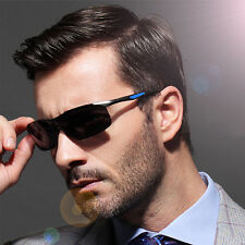 New Fashion Aluminum Polarized Sunglasses Driving Eyewear Glasses Shades For Men