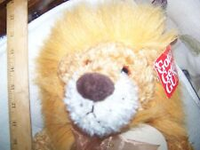 """Gotta Get Gund Ponce DeLion 15"""" Stuffed Animal Plush Lion with Tags"""