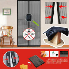 Mesh Insect Fly Bug Mosquito Door Curtain Net Netting Mesh Screen Magnets 2016