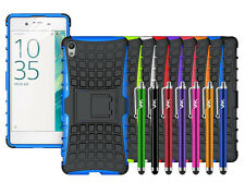 Strong ShockProof Case HeavyDuty Tough Hard Protective Cover Samsung iPhone Sony