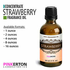 Strawberry Fragrance Oil Candle/Soap Making Supplies Strong / Uncut