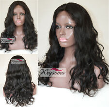 Curly Wigs Silk top Human Hair Best Lace Front Wigs Glueless Indian Remy Hair