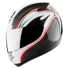 Reevu MSX1-R Red Full face Motorcycle helmet all sizes Dot Ece 2205