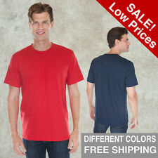Unisex Crew T Shirt XS-M-3XL Short Sleeve Royal Apparel American Tee Alternative